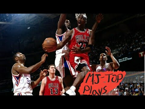 Michael Jordan best moments...