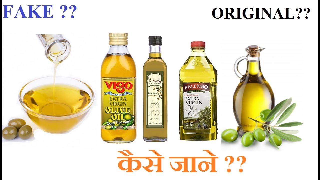Olive Oil - FAKE OR ORIGINAL | HOW TO KNOW??? |