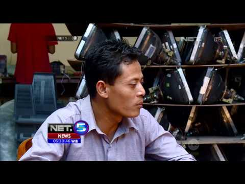 Produksi 60 Unit Setiap Hari, TV Kusrin Dijual 400 - 600 Ribu Rupiah - NET5