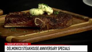 Delmonico Steakhouse celebrates 20th anniversary