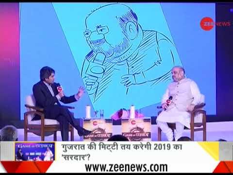 DNA: Sudhir Chaudhary exclusively talks to BJP Chief Amit Shah, Law Minister Ravi Shankar Prasad