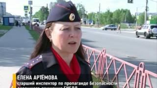 В Ярославле выявляли нарушителей дорожного движения(http://gtk.tv/news/69538.ns У ярославских дорожных инспекторов появились добровольные помощники. Со своих видеорегист..., 2016-05-28T03:01:32.000Z)