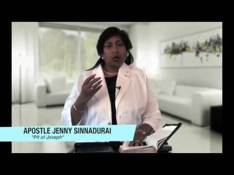 "Apostle Jenny Sinnadurai - ""Pit of Joseph"" - Tamil Message"