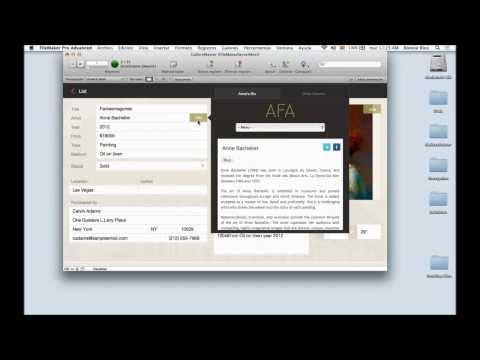 Presentación de la nueva plataforma FileMaker 13