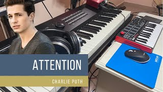 Charlie Puth - Attention Piano Cover | Daniel Victor #attention