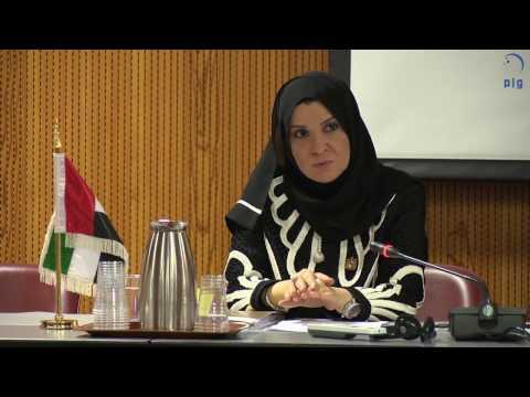 أمل القبيسي تؤكد أهمية دور البرلمانيين في حماية سيادة الدول
