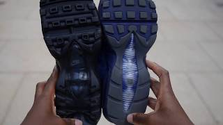Nike Air Max 95 Ultra the best in 2018 !! wonderful !!! Review