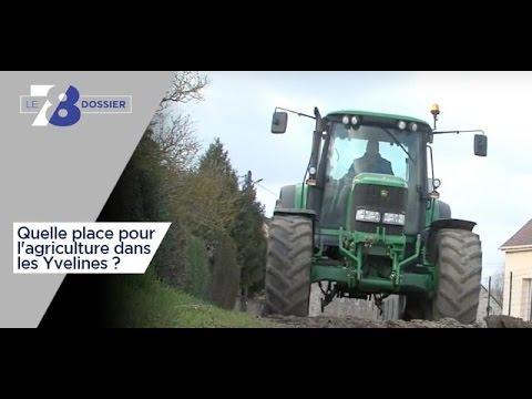 7/8 Le dossier – Quelle place pour l'agriculture dans les Yvelines ?