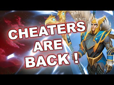Dota 2 NEW 7.15 patch - CHEATERS STILL NOT BANNED! thumbnail