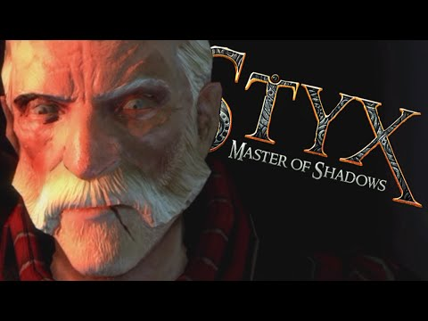 STYX: MASTER OF SHADOWS | UGLY (Funny Gaming Moments) |