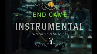 Taylor Swift - End Game ft. Ed Sheeran, Future | instrumental bass boosted