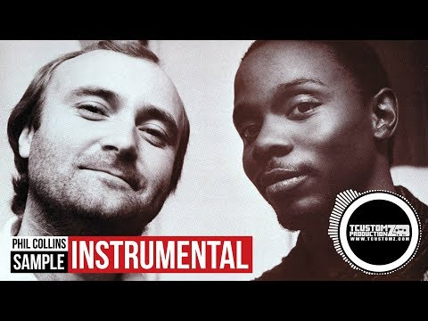 Phil Collins Sample Hip-Hop Beat (prod. by TCustomz)