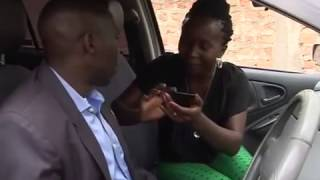 Repeat youtube video Kansiime Anne will not take a slap laying down