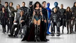 Why don't people compare Batman v Superman to X-Men? - Collider