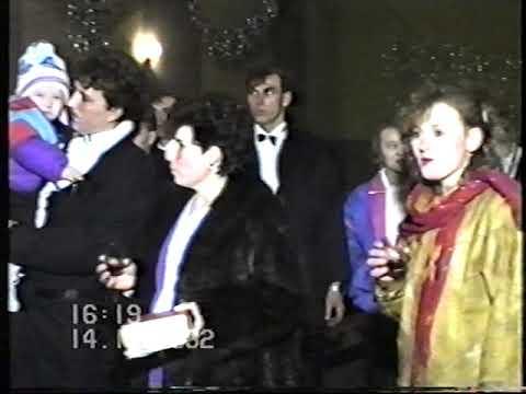 Wesele Tarchały 1992  (3)
