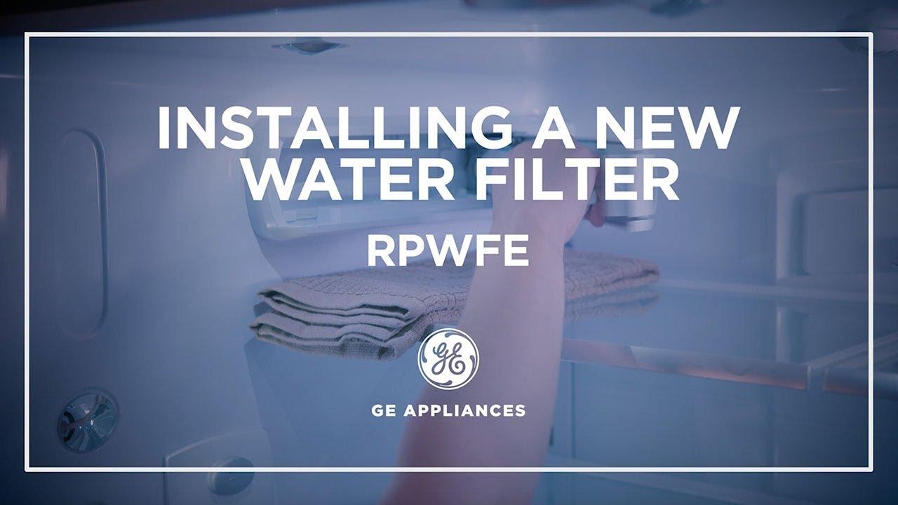Refrigerator - Water Filter Indicator Light Will Not Shut Off