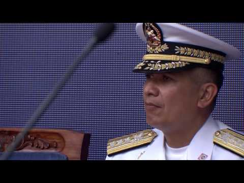 118th Philippine Navy Anniversary (Speech) 6/1/2016