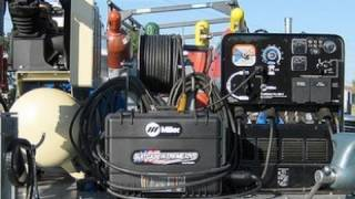 The Ultimate Mobile Welding Rig.