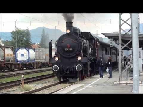OEGEG 638.1301 Mit Dem Oberbayern-Express Am 14.09.2013 In Freilassing