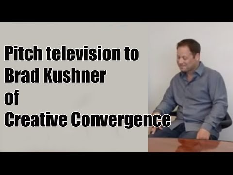 Break Into Television: Dances with Catchers featuring Brad Kushner of Creative Convergence
