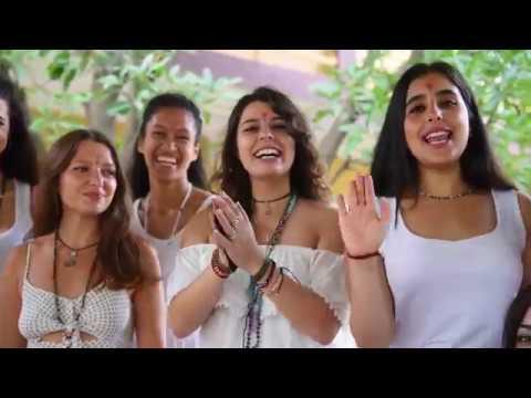 Beautiful Glimpse of Graduation Ceremony - 200 Hour Yoga TT -  June 2018 Batch - AYM Yoga School