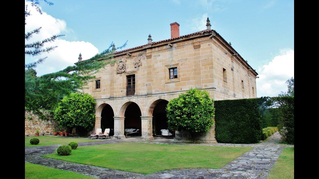 palacio en venta en cantabria