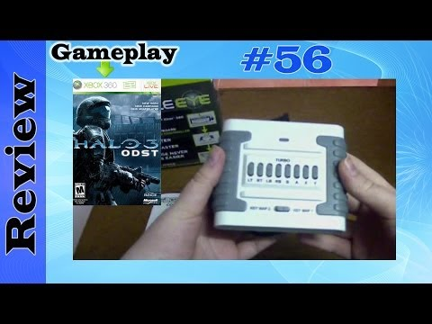 Eagle Eye 3.0 Keyboard & Mouse Convertor (Xbox 360) Review Unboxing Setup & Gameplay