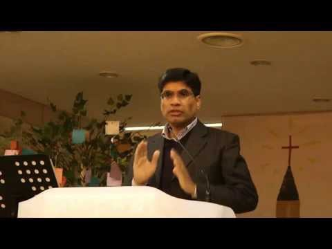 1 John 3:11-18 Living in a loving community - Bhojraj Bhatta