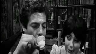 Марчелло Мастроянни «Развод по-итальянски» (1961)  Сцена в кафе