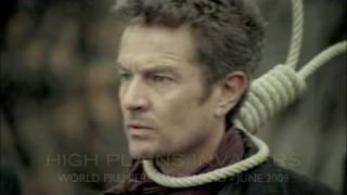 James Marsters BEHIND THE SCENES • HIGH PLAINS INVADERS • rhitv.com