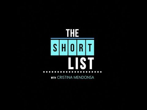 Cristina Mendonsa - The Short List for November 18, 2018