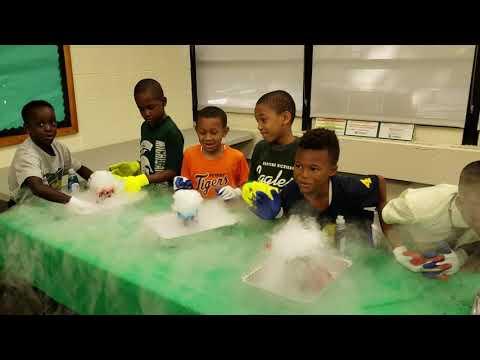 Kids First Initiative STEAM Fun Day Washington Parks Academy