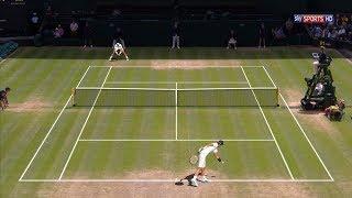 Tennis Elbow 2017 Federer vs Nadal Wimbledon 2017