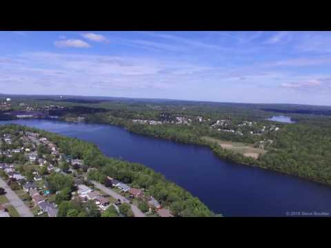 First Lake, Lower Sackville, Nova Scotia (August 28 2016)