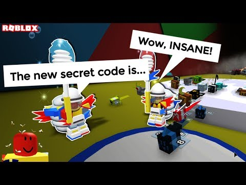 ONETT SENT ME A NEW *SECRET* GIFTED CODE! (Roblox Bee Swarm Simulator Crafting Update)