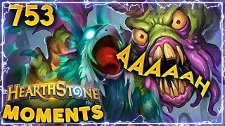 INSANE ARENA SHUDDERWOCK!! | Hearthstone Daily Moments Ep. 753