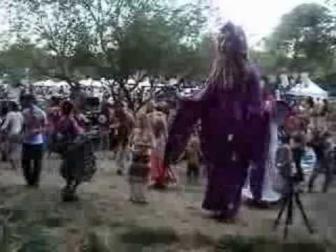 Peace Village Festival at Jackson WellSprings - Ashland, Oregon 2013