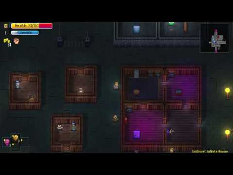 Streets of Rogue - First few levels  