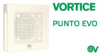 Бытовой вытяжной вентилятор Vortice Punto Evo. Обзор(Тайминг: 00:12 обзор конструкции вытяжного вентилятора Vortice Punto Evo 00:49 технические характеристики вентилятора..., 2016-08-15T13:39:16.000Z)