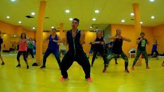 Wisin - Todo Comienza en la Disco (Audio LIve) ft. Yandel, Daddy Yankee zumba