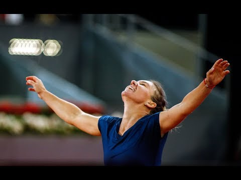 Simona Halep season highlights