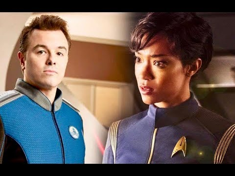 Star Trek Writer on Star Trek Discovery Vs. The Orville - The Winner!