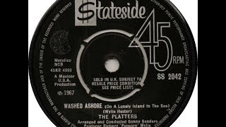 The Platters - Washed Ashore