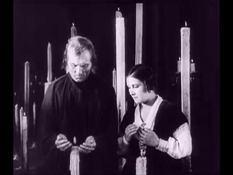 Der müde Tod/Destiny- Fritz Lang, 1921: Deal With Death Scene
