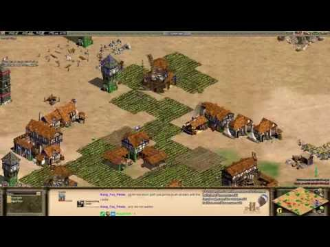 Aoe2: The Worst Civilization Match-Up (Mayans vs Goths)