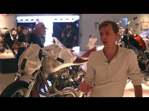 Jay Donovan • Motorcycles as Art 2017
