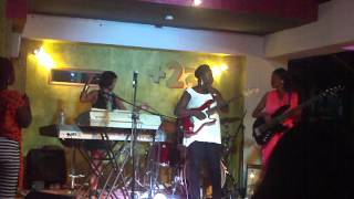 Cape Town Jazz Professor does the Click song and more at +233