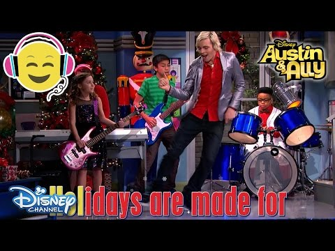 Austin & Ally  SingALong: A Perfect Christmas   Disney Channel UK