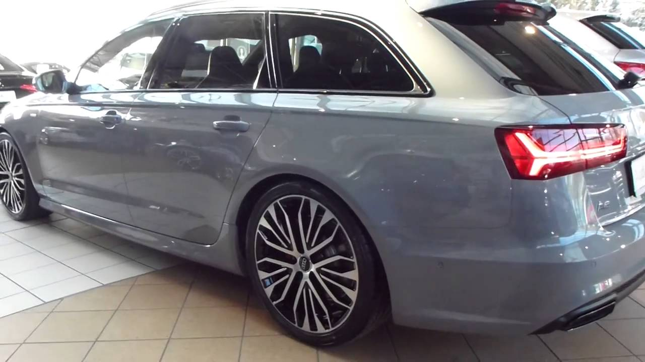 2016 audi a6 avant quattro v6t 3 0 tdi 218 hp 237 km h in 147 mph playlist youtube. Black Bedroom Furniture Sets. Home Design Ideas