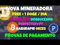 HashDoge New Dogecoin Mining Free 10 DHs Free Earn ...